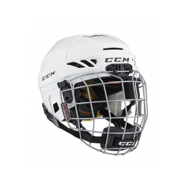 CCM Helm 3DS Youth Combo