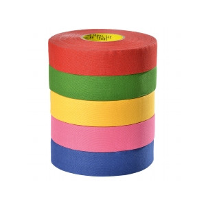 NORTH AMERICAN Tape Color 24 mm/27,4 m Gelb