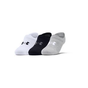 Unisex UA Ultra Lo Socken im 3er-Pack