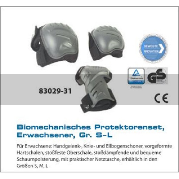 HUDORA Biomechanisches Protektorenset