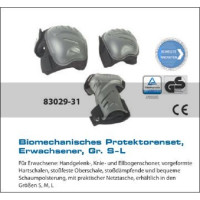 HUDORA Biomechanisches Protektorenset
