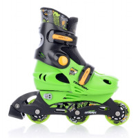 TEMPISH Adjustable Inline Baby Skate Set - Racer