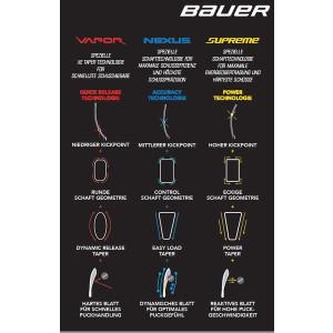 BAUER Comp.Stick MyBauer - Int.
