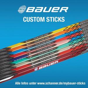 BAUER Comp.Stick Pro Custom - MyBauer - Jr.