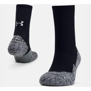 UA Run Cushion Crew Socken