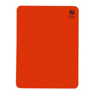 ISHD Schiedsrichter Karten rot