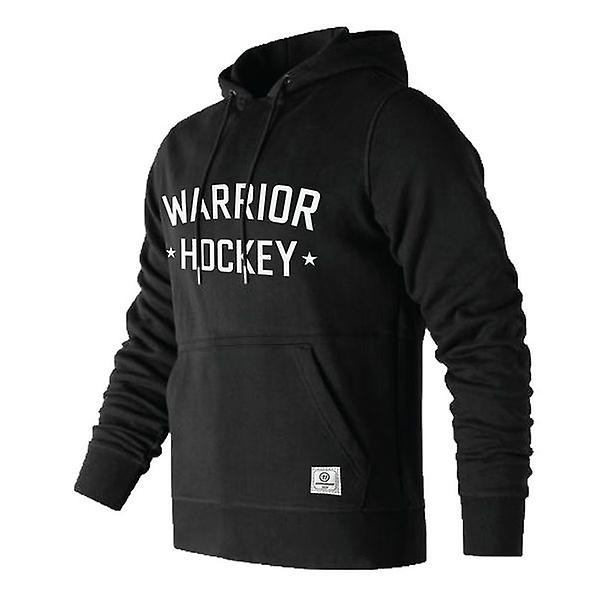 Warrior Hoodie Sr blk