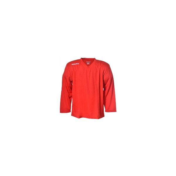 BAUER Flex Trainings Trikot red Jr