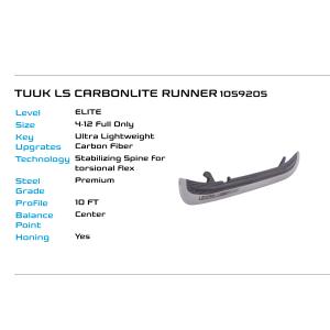 Bauer Tuuk Eisen LS Edge Carbonite