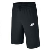 NIKE Sportswear Short - schwarz/weiß - Jr.