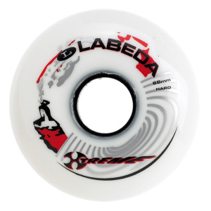 """LABEDA Inline Rolle """"Gripper Extreme"""" hard 76mm"""