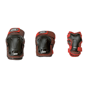 Roces VENTILATED 3PACK Junior