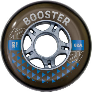 Booster 80mm 82A 4 Wheel Pack