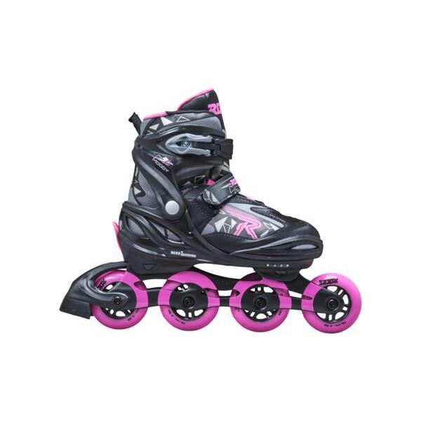 Roces MOODY Girl TIF black-pink