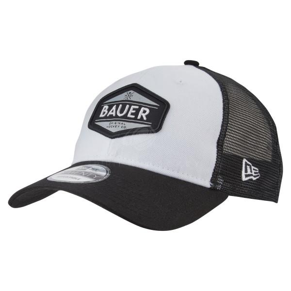 BAUER/NEW ERA® 9TWENTY® ADJ. CAP Patch - Weiß Gr. SR