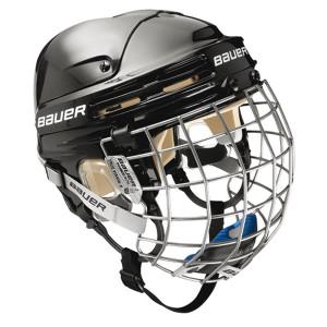BAUER Helm mit Gitter 4500