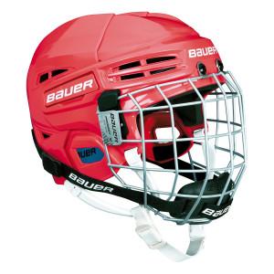 BAUER Helm mit Gitter Prodigy