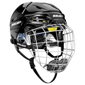 BAUER Helm mit Gitter RE-AKT 95