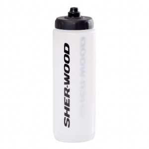 """SHER-WOOD Trinkflasche """"Squeeze"""" 0,85 L"""
