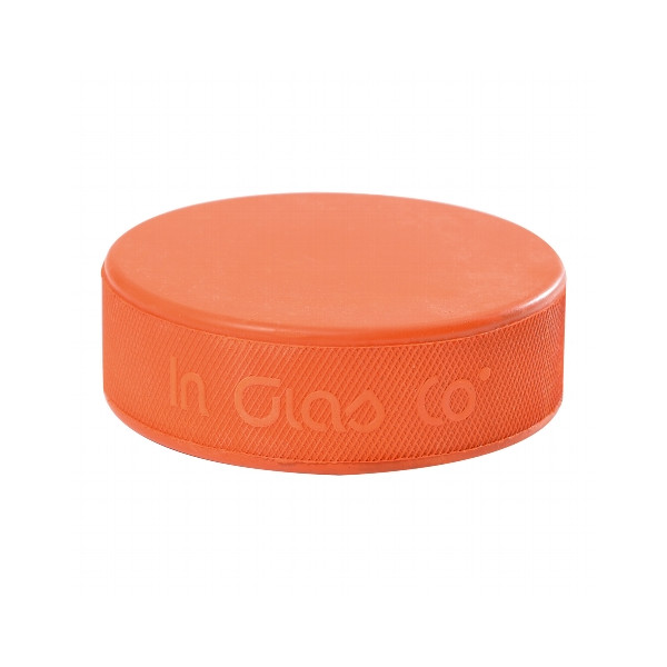 SHER-WOOD TRAINING PUCK SCHWER/ORANGE - 280