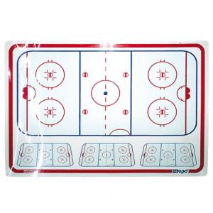 BERIO Coach Flex-Taktiktafel mittel 81 x 61