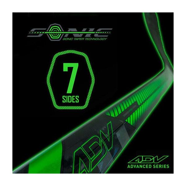 "BAUER Comp Stick Supreme Advanced Series Grip - 57"" - Flex 65"
