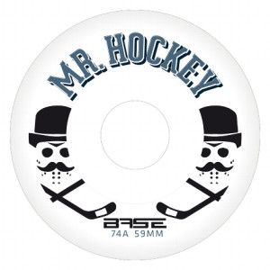 """BASE Indoor Rolle Pro """"Mr. Hockey"""" - 74A - lose"""
