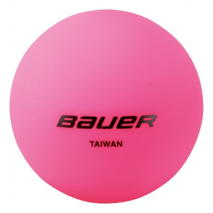 BAUER Hockey Ball pink - kalt