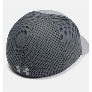 Men Train Spacer Mesh Cap