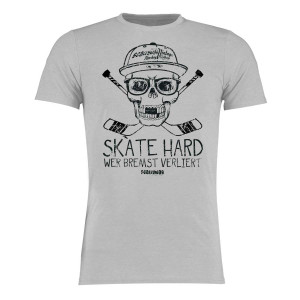 T-Shirt Skate Hard