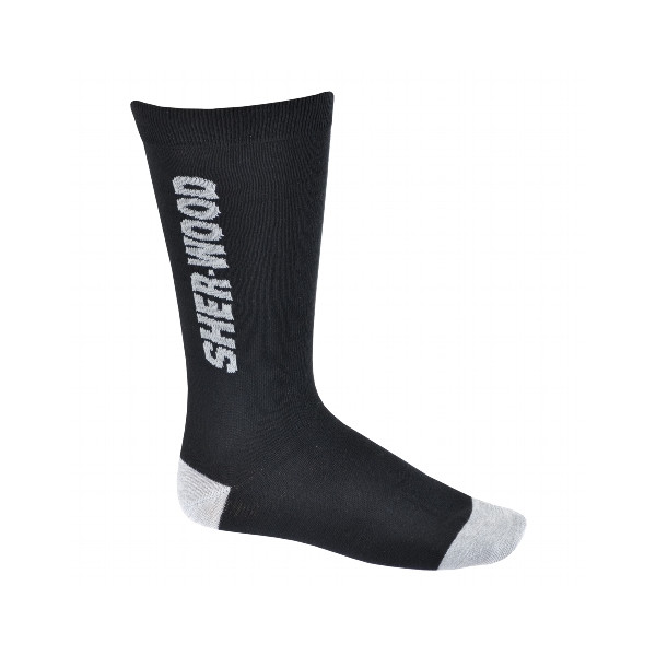 SHER-WOOD Performance Schlittschuh Socken,